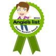 Angie's List 2012 Super Service Award High