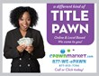 Picture of Atlanta Title Pawn Loan Leader ePawnMarket.com MARTA advertisement.
