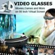 3D Screen Glasses for cinema experience at home