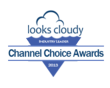 Looks Cloudy Channel Choice Award Logo