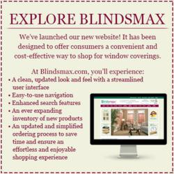 Visit us at Blindsmax.com!