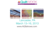 American Quilter's Society Introduces AQS QuiltWeek™ to Lancaster, PA