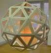 Jesus Felipe Querol and his Geodesic Lightshades project
