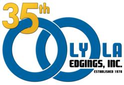 Oly-Ola 35th Anniversary Logo