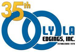 Oly-Ola 35th Anniversary Logo
