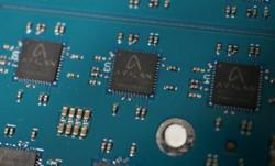 World's First Bitcoin ASIC Chips