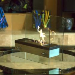 Bluworld Ardore Tabletop Bio Ethanol Fireplace