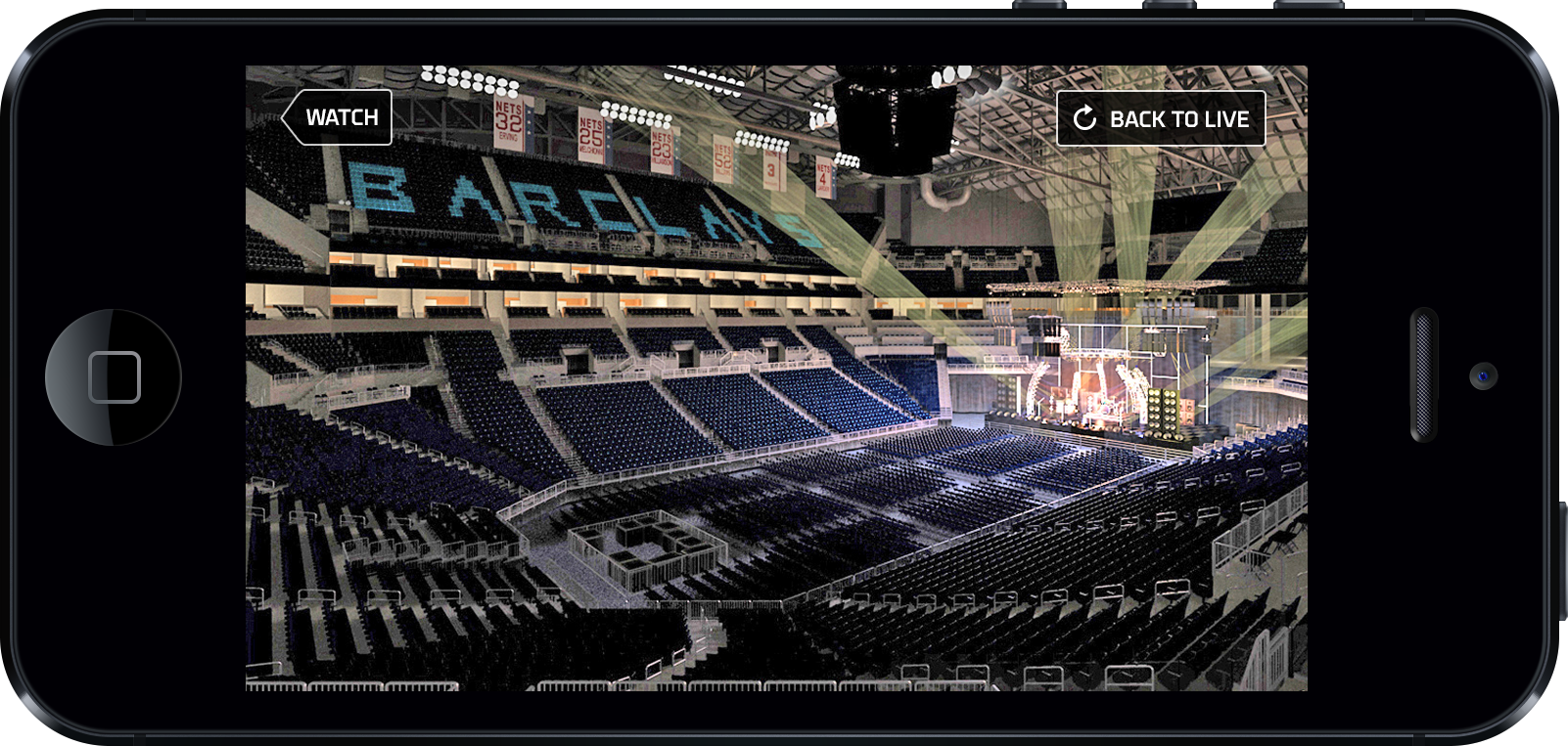 Barclays center and brooklyn nets unveil apps that provide for The barclay