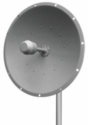 L-com's DPD Series Parabolic Dish Antennas