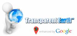 ProStar's Transparent Earth Application is now powered by Google Maps.