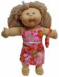 Cabbage Patch Kid Doll Valentine Dress & Purse