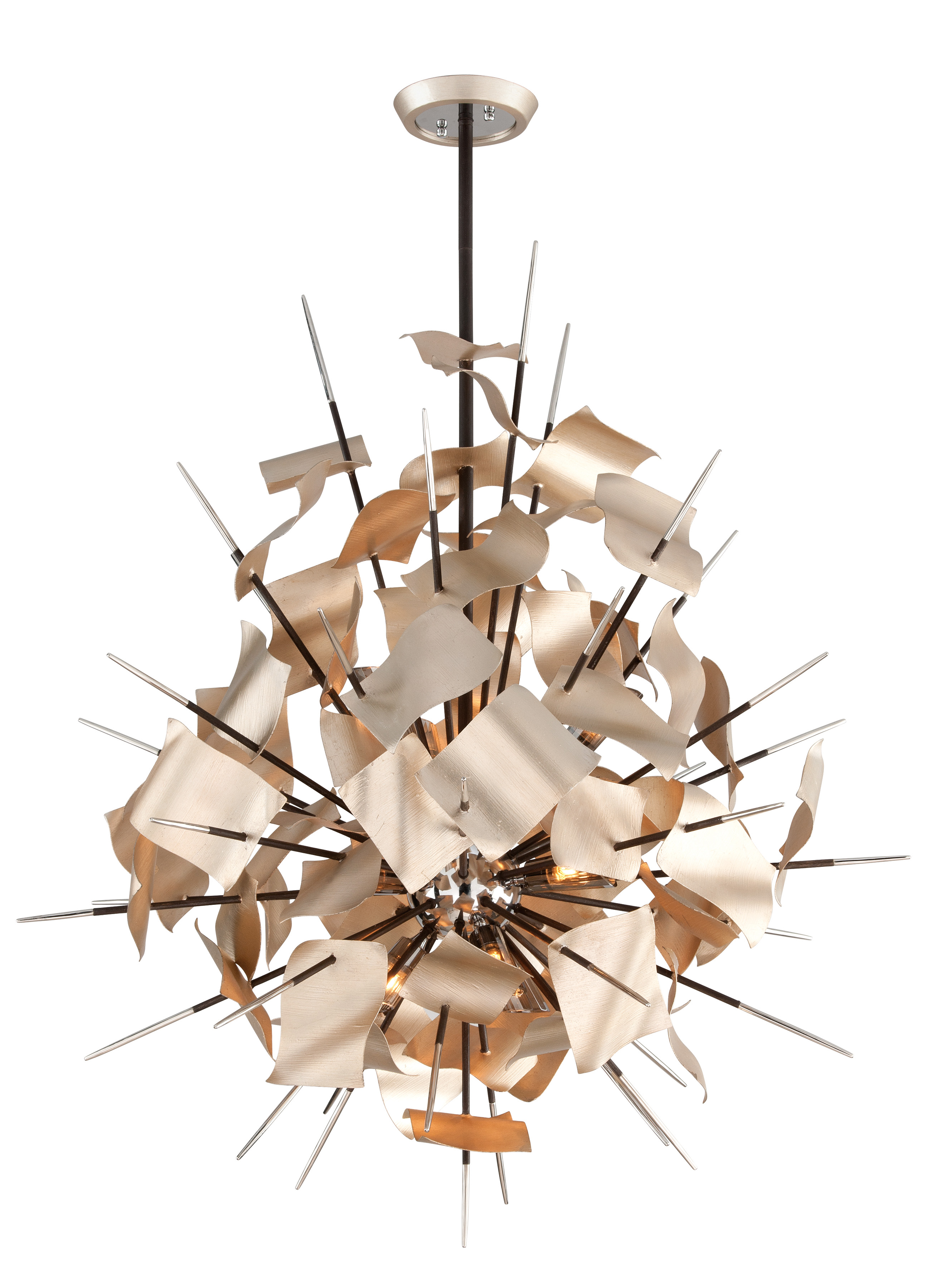 Corbett Lighting Amazes With 2013 Fascination Collection