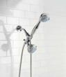 5-Function Deluxe Shower Head/Massager from BrylaneHome.com