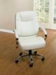 Extra Wide Woman's Office Chair at BrylaneHome.com
