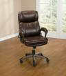 No-Tools Assembly Office Chair with Memory Foam at BrylaneHome.com