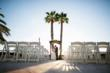 Lucky Couples Renew Wedding Vows at the SeaCrest OceanFront Hotel in...