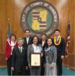 Honolulu City and County Award Presentation to Pearl City Urgent Care