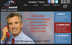 hearing aids in Danielson CT - Amplisound Hearing Care Centers new online hearing test