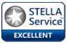 STELLAService award logo