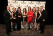 The PMVB marketing team took home three awards at the Adrian Awards this year.