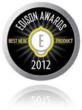 Winner of the Silver Edison Award for Best New Product of the Year in the category of Quality of Life