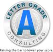 Letter Grade Consulting Provides Multi-Pronged Approach for...