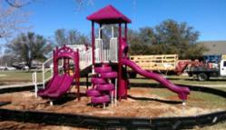 Playground Equipment- American Parks Company