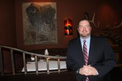 Josh Weekley has been promoted to executive vice president of the Bald Headed Bistro