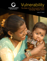 Vulnerability:  The State of the Microcredit Summit Campaign Report, 2013