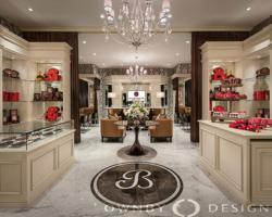 Julia Baker Confections, Interior Design by Ownby Design