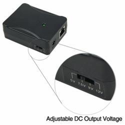 L-com's New PoE Splitter/Tap