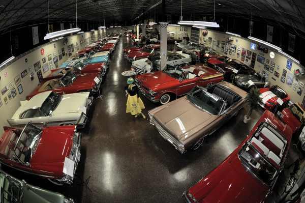 Chevy Muscle Cars >> Mecum Auctions To Offer Coveted Museum Collection At No Reserve, Feb. 23