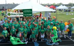 houston dialysis center Dialyspa was the first dialysis center in the country to receive the gold seal of approval™ by the joint commission, which recognizes commitment to excellence in providing the highest national standards for safety and quality of care.