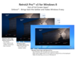 Run Windows 8 Apps in a resizable window with RetroUI Pro