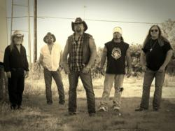 Dallas Moore Band Photo