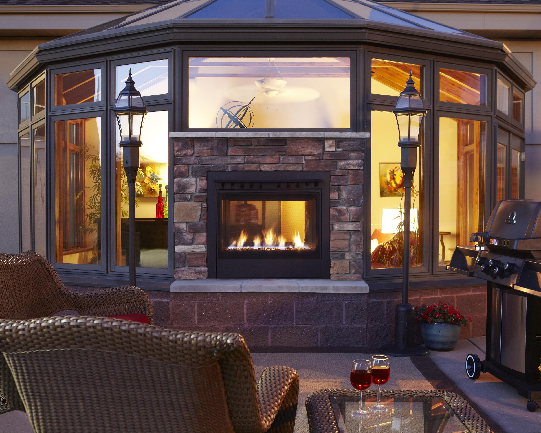 Twilight Modern Fireplace By Heat  U0026 Glo U00ae Wins The Ibs Best
