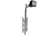 150 watt work area light with adjustable backpack mount