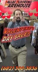 Hard Wood Flooring Dallas Valentine's Day Sale