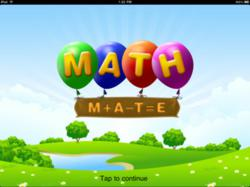 Math Mate - Education Application
