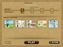 Role Model Jigsaw for iPad
