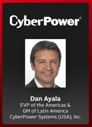 Dan Ayala is the Executive Vice President of the Americas and General Manager of Latin America