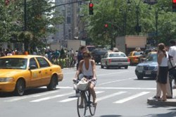 New York Bicyclist