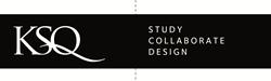 KSQ Logo with Tab B&W