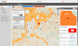 Interactive Flood Risk Dashboards