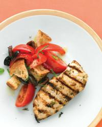Scott Tischler conscience healthy marinated chicken, Scott Tischler conscience shows how to not cheat on a diet during Valentine's Day