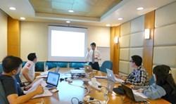 Small group SEO training