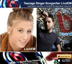 Teenage Singer-Songwriter LivziEM BEAT100
