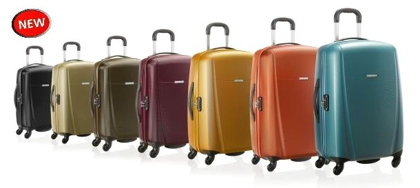 luggage superstore brings the samsonite bright lite diamond. Black Bedroom Furniture Sets. Home Design Ideas