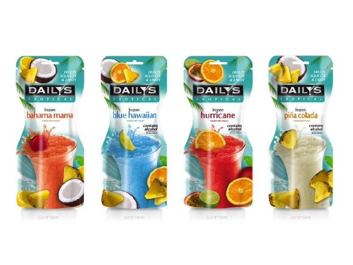 Dailys cocktails
