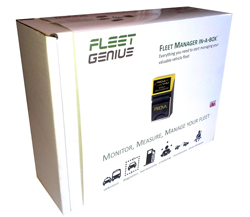Fleet Manager-in-a-box OBD-2 fleet management